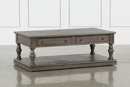 Candice II Storage Coffee Table