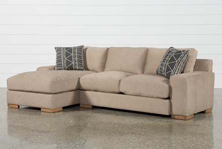 Ellis 2 Piece Sectional W/Laf Chaise