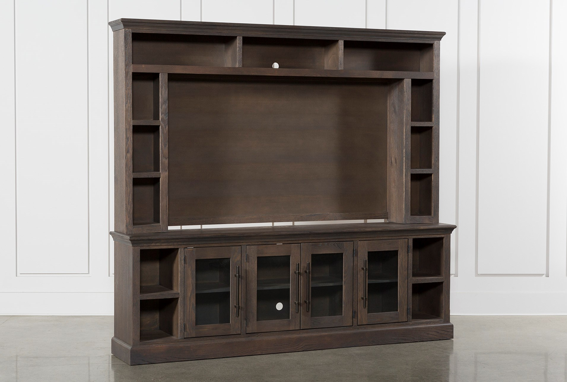 35a4511f5 Wakefield 2 Piece Wall Entertainment Center