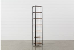 Hollis 17 Inch Wide Bookcase Pier
