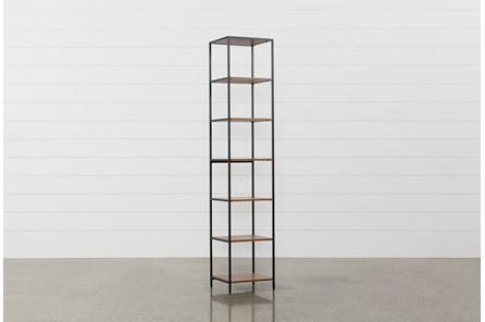 Hollis 17 Inch Wide Bookcase Pier - Main