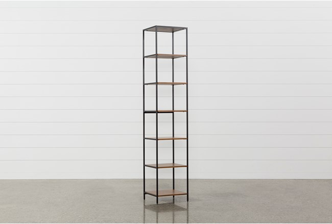 Hollis 17 Inch Wide Bookcase Pier - 360