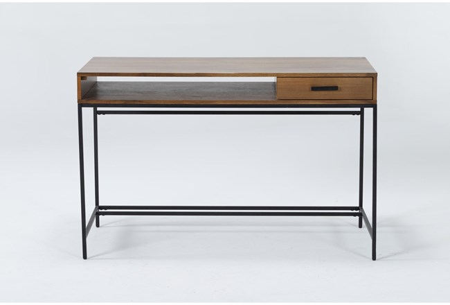 """Hollis 48"""" Writing Desk - 360"""
