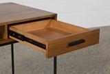 Hollis Writing Desk - Hardware