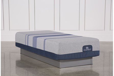 Blue Max 1000 Cushion Firm Twin Extra Long Mattress - Main