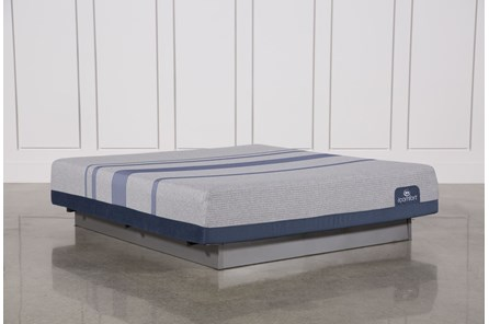 Blue Max 1000 Cushion Firm Eastern King Mattress - Main
