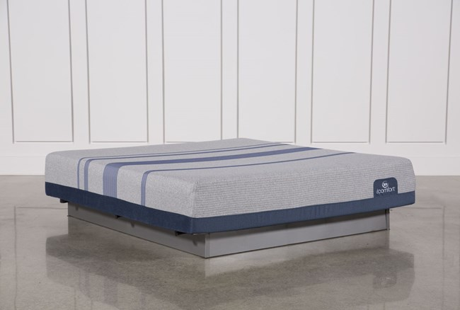 Blue Max 1000 Cushion Firm California King Mattress - 360