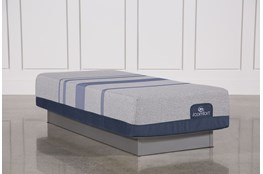 Blue Max 1000 Cushion Firm California King Split Mattress