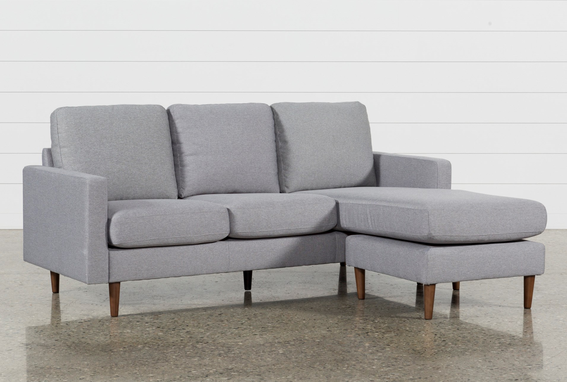 chaise with sectional sofa couch explore foter gray