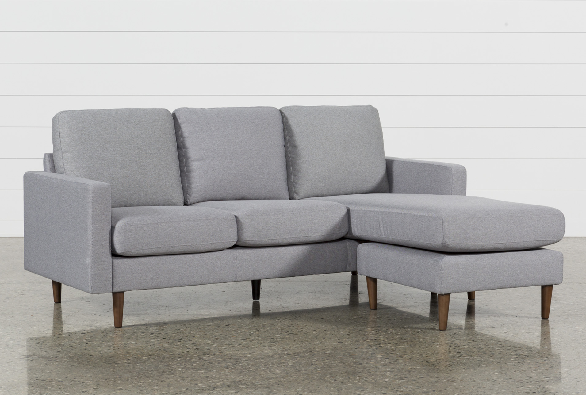 David Grey Reversible Sofa Chaise (Qty: 1) Has Been Successfully Added To  Your Cart.