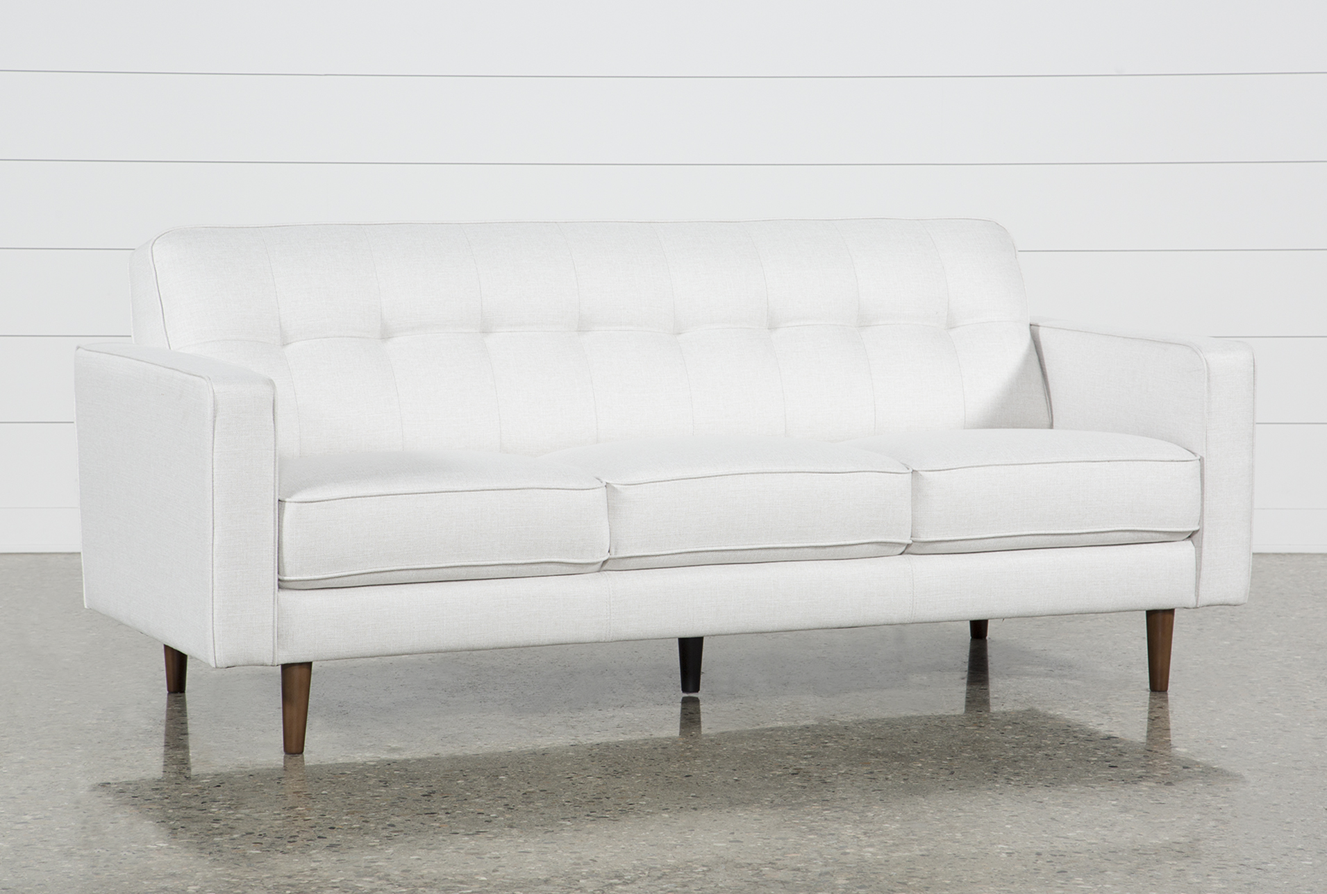 Delightful London Optical Sofa