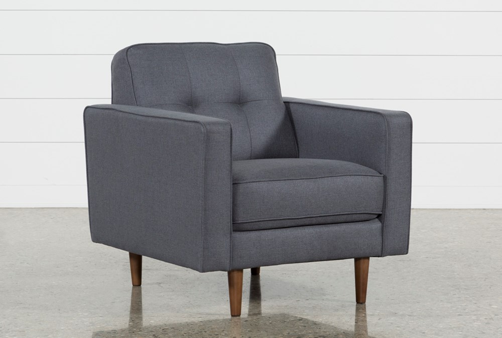 London Dark Grey Chair