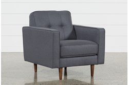London Dark Grey Chair