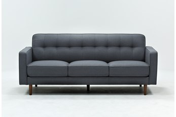 London Dark Grey Sofa