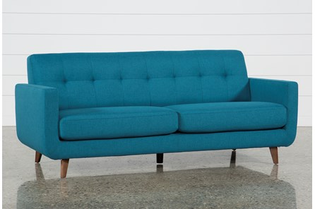 Blue Fabric Sofas & Couches - Free Assembly with Delivery | Living ...