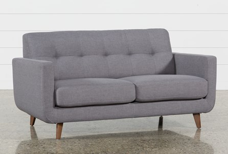 Allie Dark Grey Full Sofa Sleeper