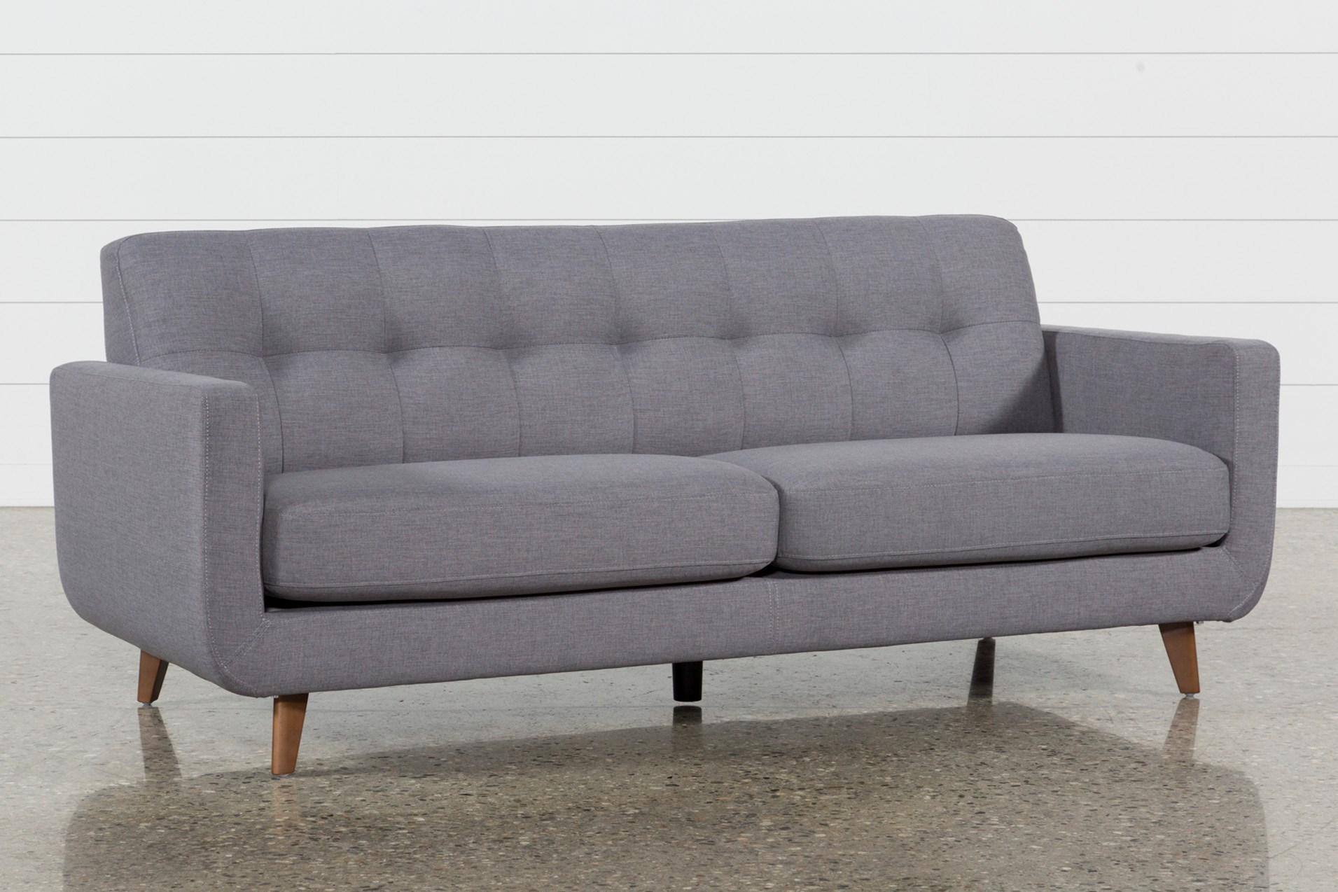 Allie Dark Grey Sofa