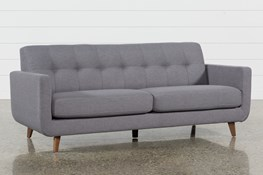 Allie Dark Grey Sofa