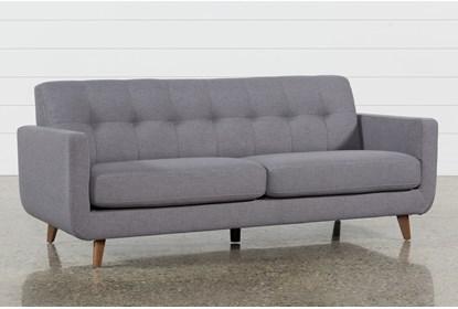 Awe Inspiring Allie Dark Grey Sofa Cjindustries Chair Design For Home Cjindustriesco