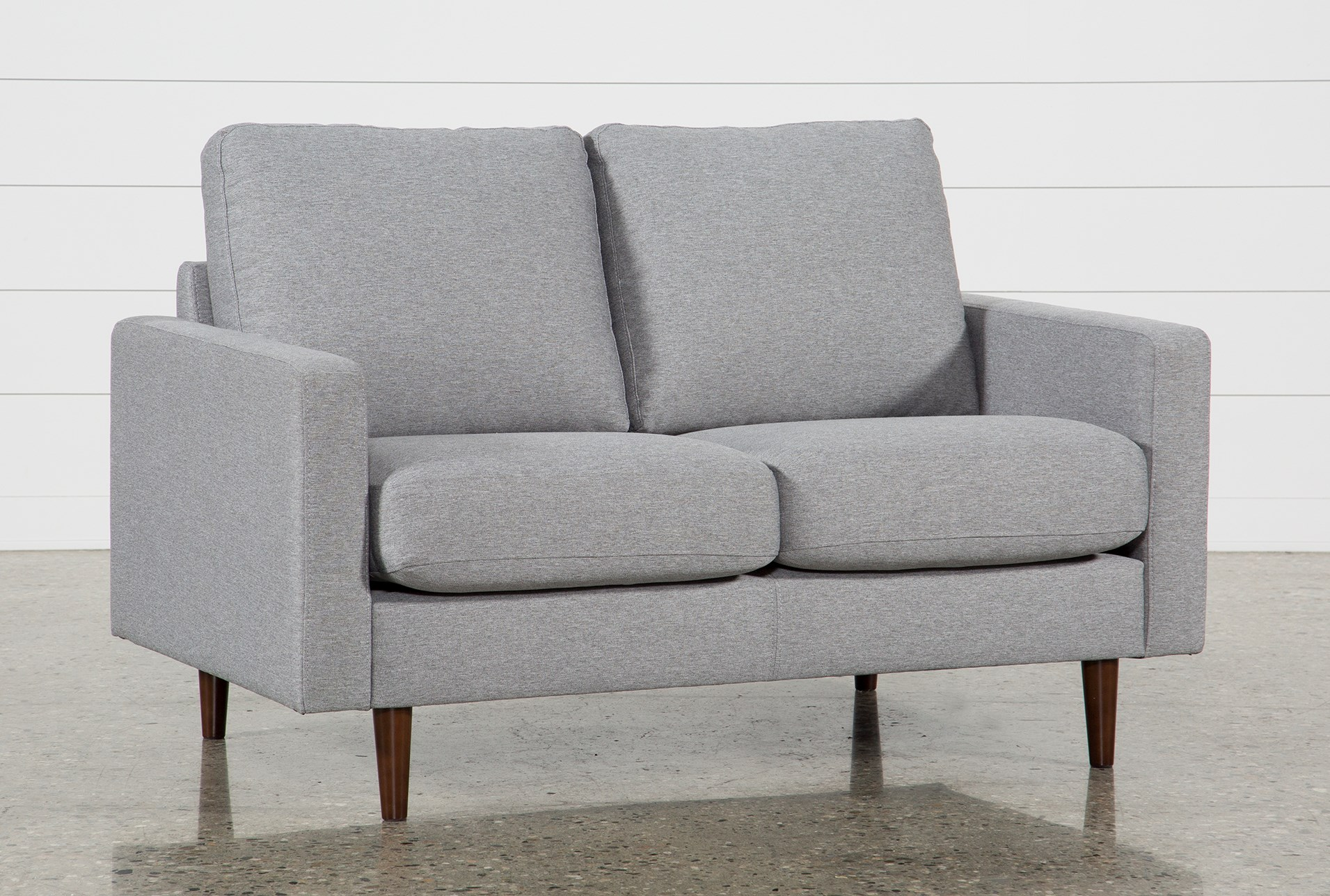 parallele loveseat vignette style illusiong and sacha transitional jaymar sofas collection chair side