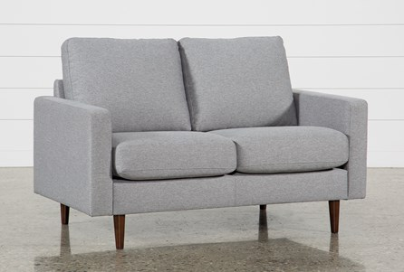 David Grey Loveseat