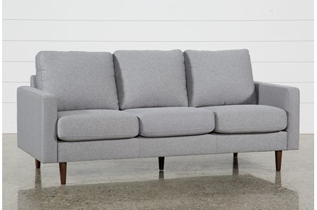 David Grey Sofa - Main
