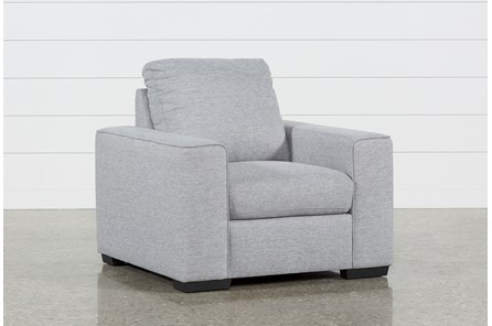 Lucy Grey Chair - Main