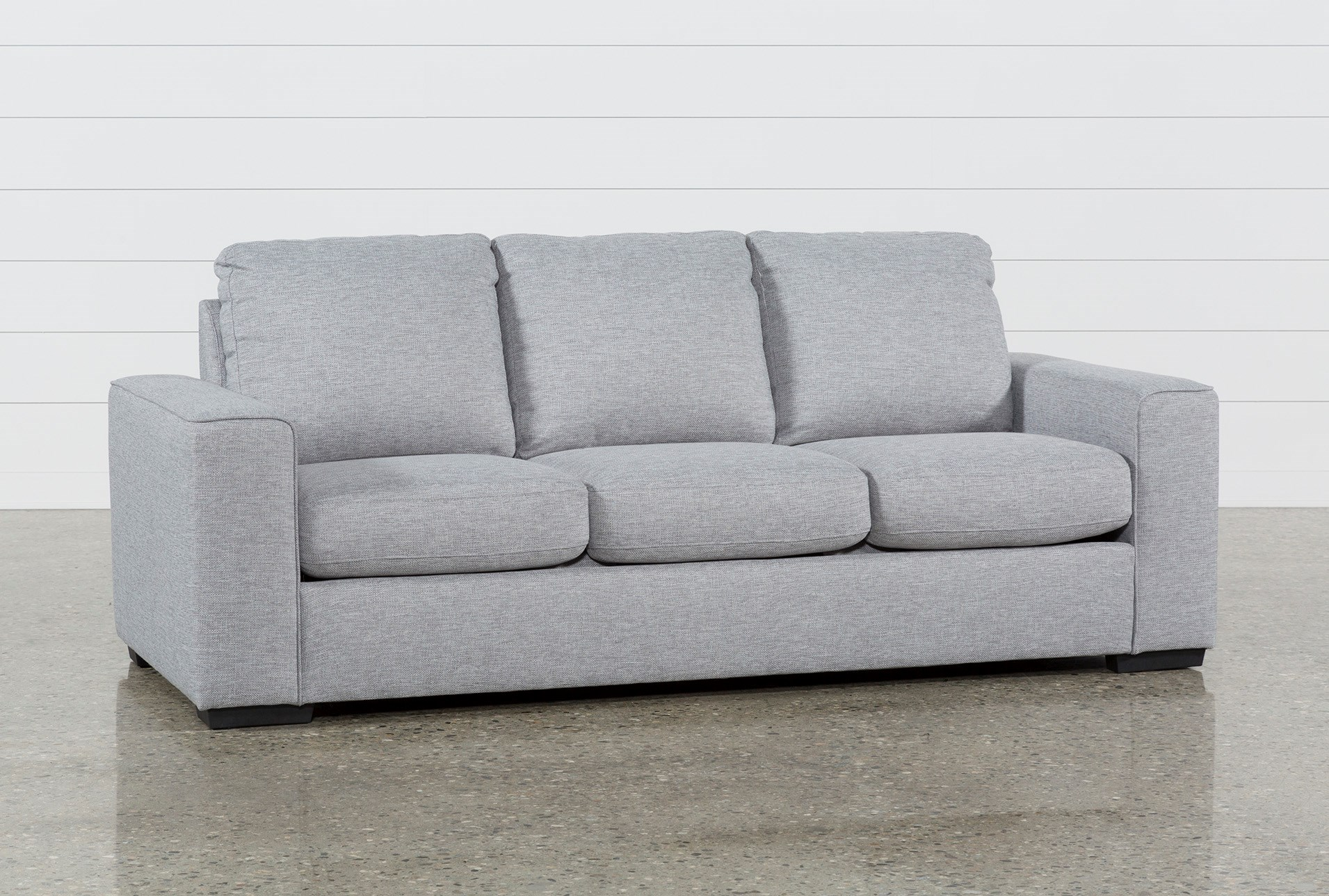 Lucy Grey Sofa | Living Spaces