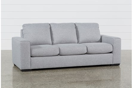 Lucy Grey Sofa - Main