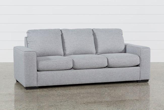 Lucy Grey Sofa - 360