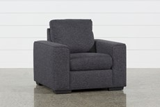 Lucy Dark Grey Chair