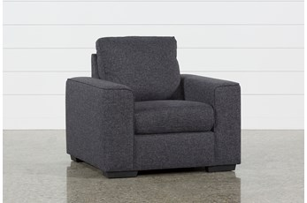 Lucy Dark Grey Chair