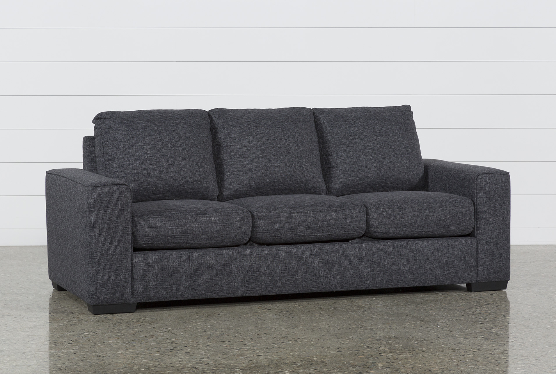 Lucy Dark Grey Sofa