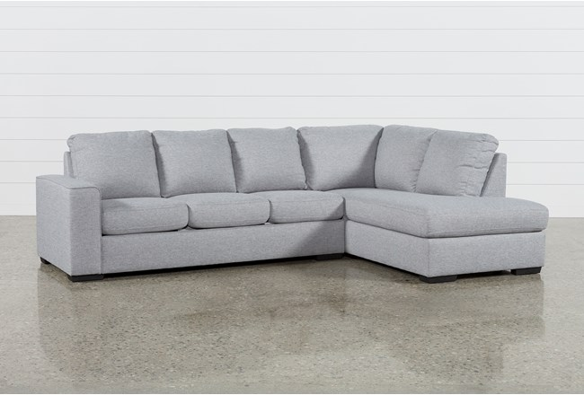 piece w fabric laf spaces living grey lucy chaise pdp sectional with sleeper wlaf