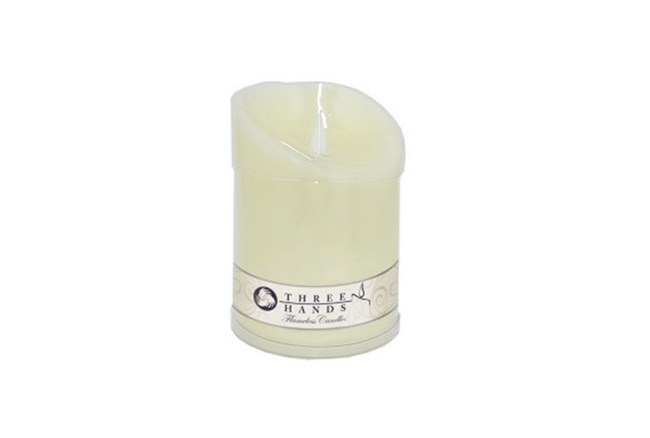 4 Inch Flameless Led Candle - 360