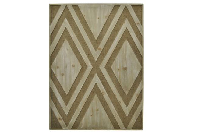 Wood Mix Wall Art - 360
