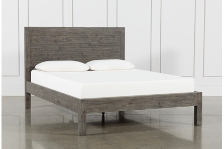 Combs Queen Platform Bed - Main