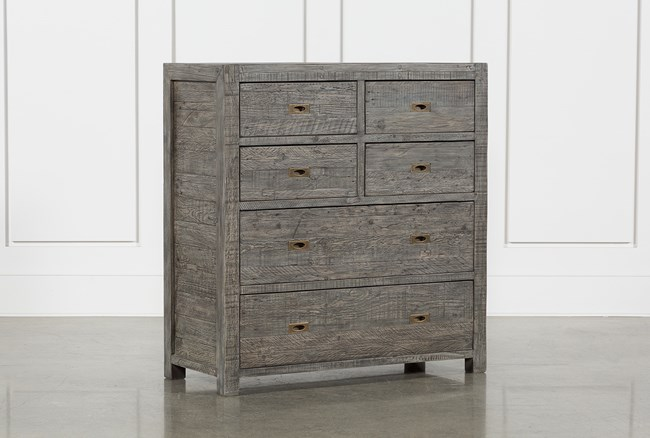 Combs 6 Drawer Chest Of Drawers - 360