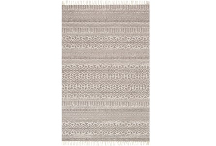 93X117 Rug-Magnolia Home June Beige By Joanna Gaines