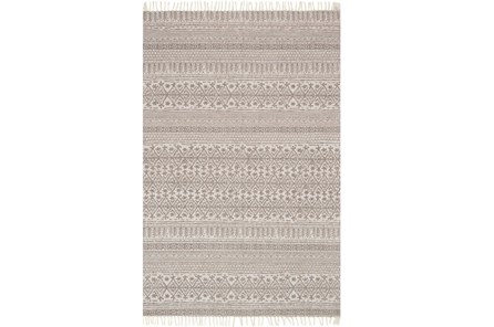 93X117 Rug-Magnolia Home June Beige By Joanna Gaines - Main