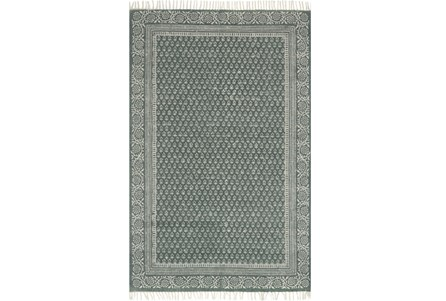 60X90 Rug-Magnolia Home June Green By Joanna Gaines