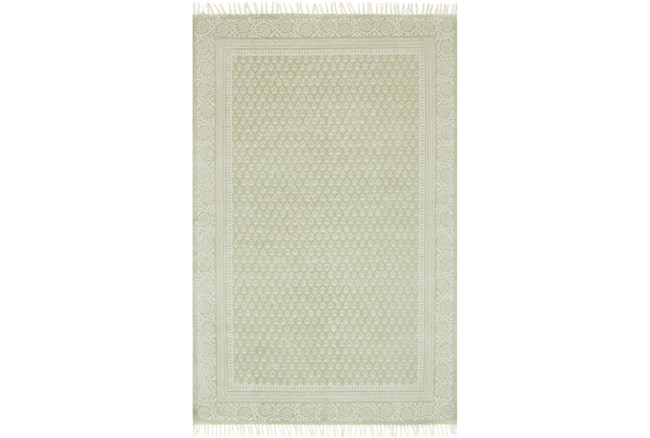 60X90 Rug-Magnolia Home June Sage By Joanna Gaines - 360