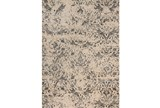 94X130 Rug-Magnolia Home Kivi Ivory/Ink By Joanna Gaines - Signature