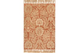60X90 Rug-Magnolia Home Jozie Day Persimmon By Joanna Gaines
