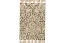 60X90 Rug-Magnolia Home Jozie Day Silver By Joanna Gaines