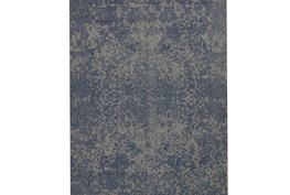 60X90 Rug-Magnolia Home Lily Park Blue By Joanna Gaines