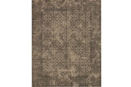 93X117 Rug-Magnolia Home Lily Park Beige By Joanna Gaines