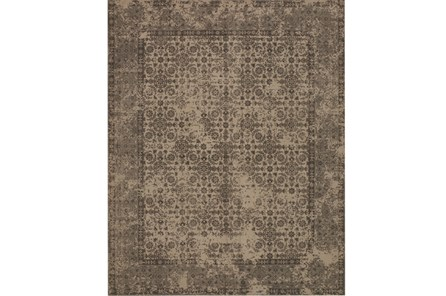 93X117 Rug-Magnolia Home Lily Park Beige By Joanna Gaines - Main