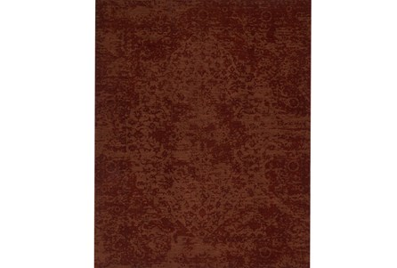60X90 Rug-Magnolia Home Lily Park Rust By Joanna Gaines