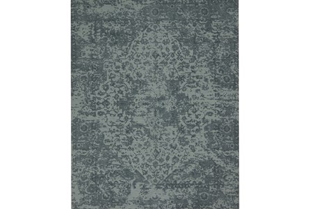 60X90 Rug-Magnolia Home Lily Park Teal By Joanna Gaines